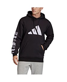 Men's The Pack Clash Fleece Hoodie