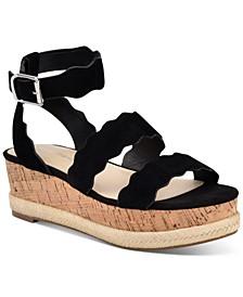 Fayme Flatform Sandals