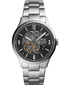 Men's Automatic Forrester Stainless Steel  Bracelet Watch 42mm