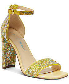 Betsey Johnson Rina Dress Sandal