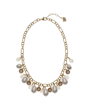 Shakey Pearl Necklace