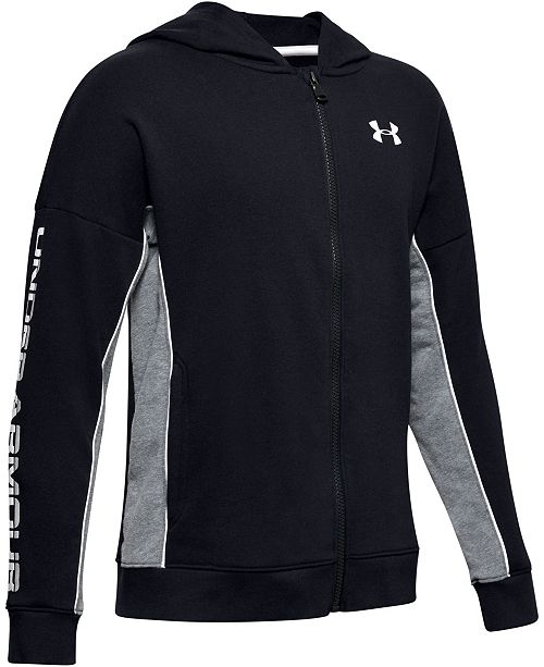 Under Armour Boys' Rival Terry Full Zip