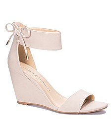 Camomile Wedge Sandals