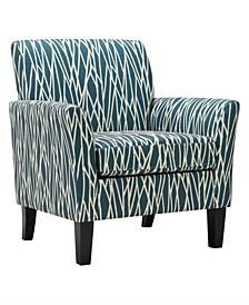 Marquee Flared Arm Chair Set