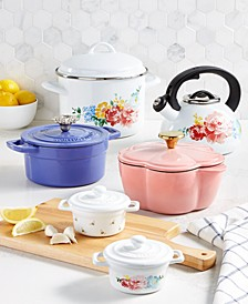 Garden Party Dinnerware and Kitchen Collection, Created for Macy's