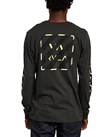 Men's Hazard Logo Graphic T-Shirt