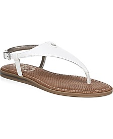 Carolina Hooded Thong Sandals