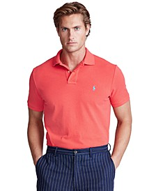Men's Classic Fit Mesh Polo