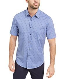 Men's Reinatto Print Shirt, Created for Macy's