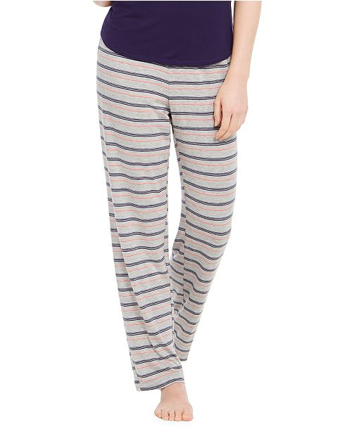 Alfani Super Soft Knit Pajama Pants, Created for Macy's