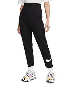 Women's Sportswear Logo Track Pants