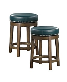 "Chromis 24"" Counter Stool (Set of 2)"