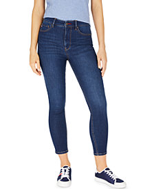 Tommy Hilfiger Skinny Ankle Jeans