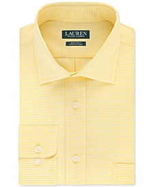 Men's Classic-Fit Heritage Lemon Gaze Dress Shirt