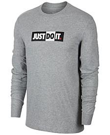 Men's Sportswear Just Do It Long-Sleeve T-Shirt