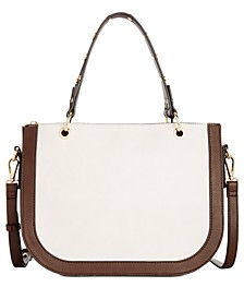 INC Heatherr Satchel, Created For Macy's