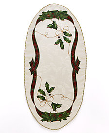 Lenox Holiday Holiday Nouveau Centerpiece