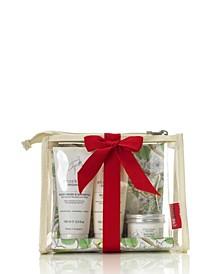 Organic Little Traveler Gift Set