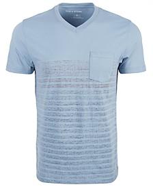 Men's Stripe T-Shirt, Created for Macy's