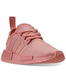 Big Girls NMD R1 Casual Sneakers from Finish Line
