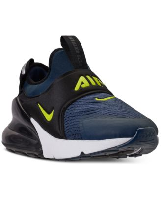 Nike Big Kids Air Max 270 Extreme Slip On Casual Sneakers From