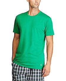 Men's Cotton Jersey Sleep Shirt