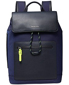 Men's Brooklyn Flap Backpack