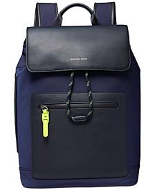 Men's Brooklyn Flap Backpack
