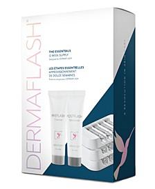 The Essentials Dermaflash Exfoliation Replenishment Kit, 12 Weeks of Treatment