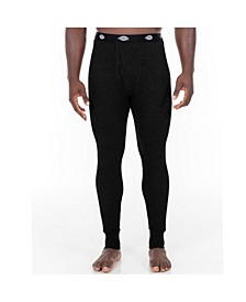Men's Midweight Core Work Waffle Thermal Bottom
