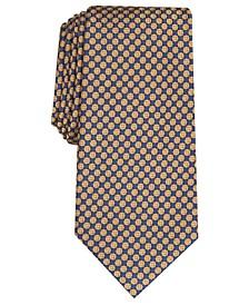 Men's Neat Silk Tie, Created for Macy's