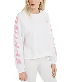 Jana Fleece Graphic Sweatshirt