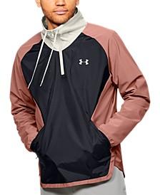 Men's Stretch Woven ½ Zip Jacket