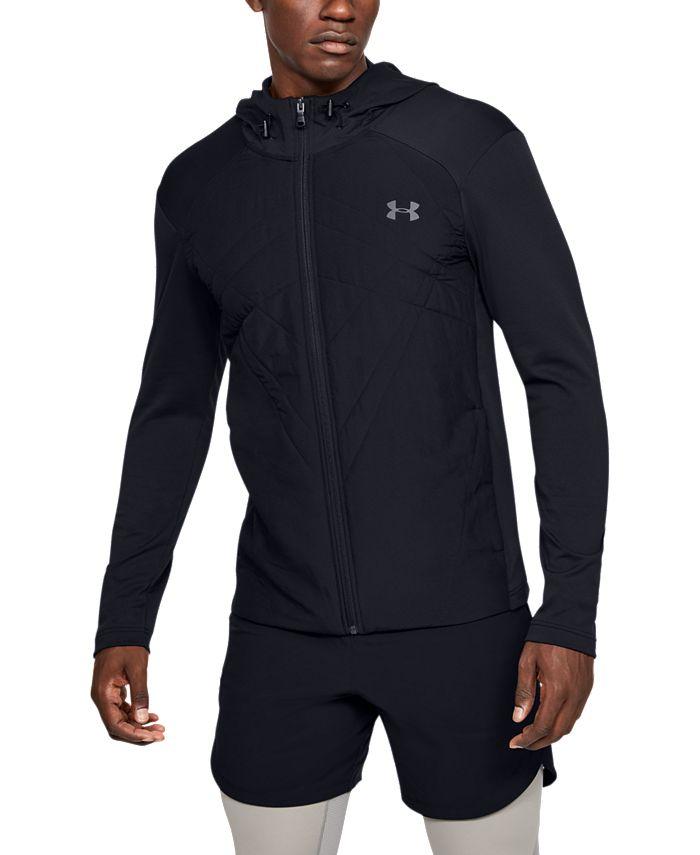 Under Armour - Men's ColdGear® Sprint Hybrid Jacket