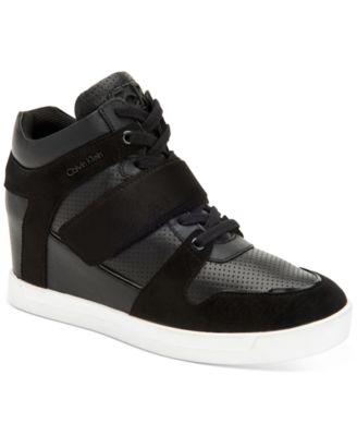 Women's Frances Wedge Sneakers