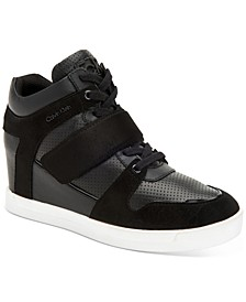 Women's Frances Wedge Sneakers