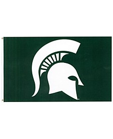 Michigan State Spartans Deluxe Flag