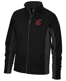 Spyder Men's Washington State Cougars Constant Full-Zip Sweater Jacket