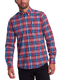 Barbour Men's Tailored-Fit Highland Check Shirt