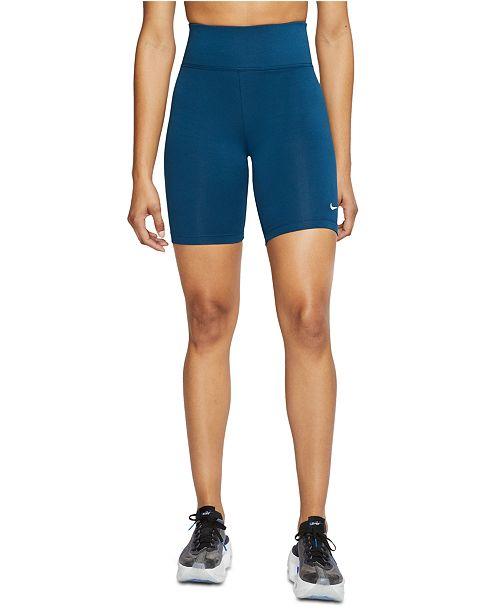 Nike Women's Leg-A-See Bike Shorts