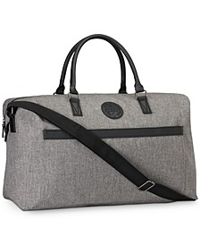 Receive a Free Duffel Bag with any $85 Set purchase from the Vince Camuto Men's fragrance collection
