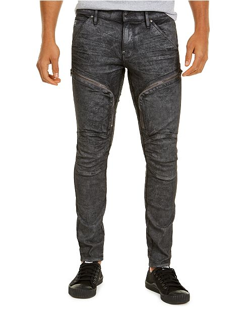 Men's Air Defence Skinny Jeans, Created for Macy's