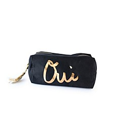 Imports Ladies Choice Cosmetic Bag Oui