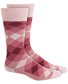 Men's Printed Socks, Created for Macy's