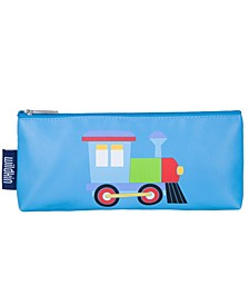 Trains, Planes and Trucks Pencil Pouches, Pack of 2