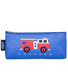Fire Truck Pencil Pouches, Pack of 2