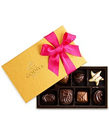 Chocolatier 8-Pc. Gold Gift Box