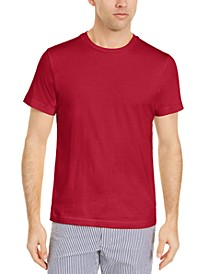 Men's Solid Crewneck T-Shirt, Created for Macy's