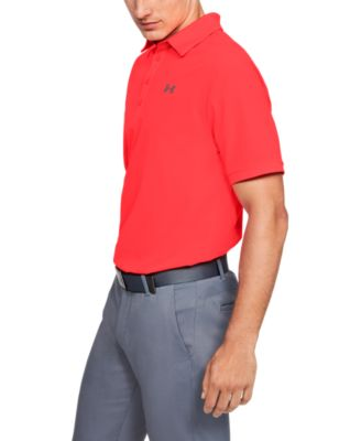 Under Armour Mens Playoff Vented Polo