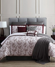 Omana 14-Pc. Queen Comforter Set